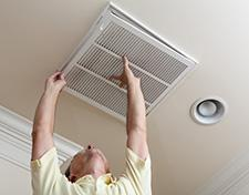 Why is it important to keep air ducts clean?