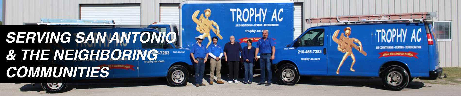Serving San Antonio and Neighboring Communities